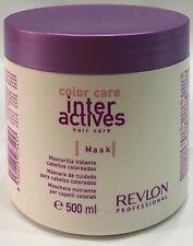 Nurturing Mask For Colored Hair Mascarilla Cabellos Coloreados 500ML RevloN