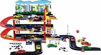 CLAUDIO REIG Super Parking - Parking-Garage 80x50cm + 4 Voitures