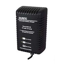Durite-Batería Cargador/Mantenedor Plug-Top automático 12 voltios 1 Amp Cd1 - 0-647