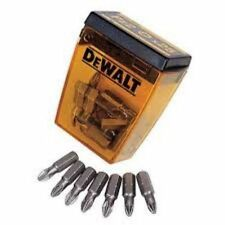 4 X 25 DEWALT DT7908 Tic Tac Pz2 Screwdriver Bits 25mm