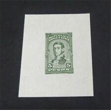 nystamps Argentina Stamp Mint Proof  U18y016