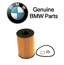 For BMW F01 750i F02 F10 550i Engine Oil Filter Kit GENUINE New 11 42 7 583 220