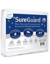 SureGuard Full SureGuard Box Spring Encasement,Waterproof,Bed Bug Proof