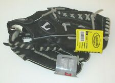 """Louisville Slugger Dynasty 1300 Black Glove - Large 13"""" - New With Tags"""
