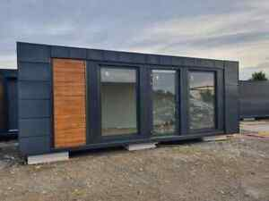 NEW Portable cabin/Portable office/Retail/Residential container/Pavilion 9x3m