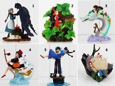 Figura ghibli chihiro arrietty ambulante haku Miyazaki kiki bruja totoro cielo