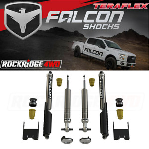 FALCON SPORT SHOCKS LEVELING SYSTEM PACKAGE 2015+ FORD F-150 - 05-04-21-400-002