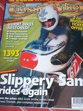 Classic Bike 12/04 Ariel Huntmaster & BSA Golden Flash Compared. Slippery Sam