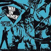 WAR ON WOMEN - CAPTURE THE FLAG   CD NEW+