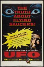 Ufo Poster 24in x 36in