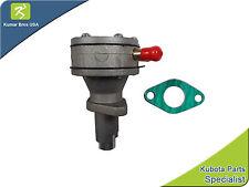New Kumar Bros USA Fuel Pump for Bobcat Skid-Steer Loader 743