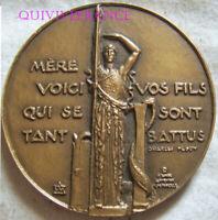MED11022 - MEDAILLE ANCIENS COMBATTANTS & VICTIMES DE GUERRE 1977