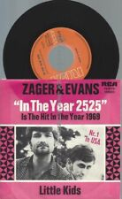 """7""""   Zager & Evans – In The Year 2525 //RCA"""