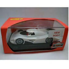 slot It audi R8C white Kit SICA12Z Zu montieren kompatibel 1/32 scalextric car