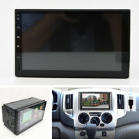 """7 """"Touchscreen Android GPS Navigation Auto Stereo Audio Radio Player Bluetooth"""