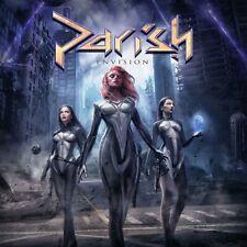 PARISH - Envision CD / DVD (NEW*LIM.500*US PROG/POWER METAL*CRIMSON GLORY*S.KEEP