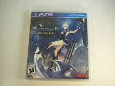 Deception IV (4): Blood Ties (Sony PlayStation 3, 2014) PS3