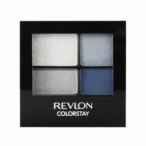 Revlon ColorStay 16 Hour Eye Shadow Quad, Passionate,0.16 Oz NEW/Seal