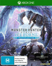 Monster Hunter World Iceborne Master Edition XBOX One Game Microsoft XB1