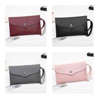 Women Long Purse Wallet Card Holder Key Coin Change Clutch Bag Pouch Clutch Hot