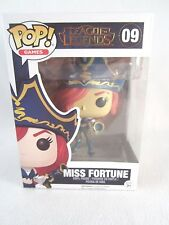 "League Legends Miss Fortune 4"" Funko Pop Bobblehead No. 09"
