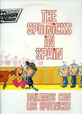 THE SPOT NICKS IN SPAIN bailemos con los spotnicks GERMAN EX LP