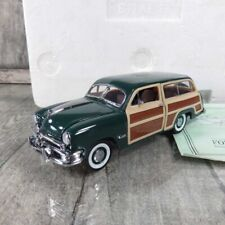 FRANKLIN MINT - 1:43 - FORD Station Wagon 1950 - OVP -#M27828