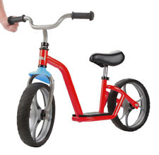 Lebas Balance Bike with foot rest Kids Toddlers Bicycle Red