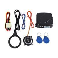 Smart RFID Auto Alarmanlage Push-Motor Start Stop-Taste Sperre Zuendung WegfS6M2