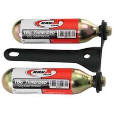 RAV x CO2 Cartucho Botella Soporte para bicicleta soporte para rosca Botes