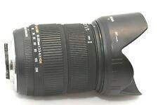 Sigma DC OS Nikon AF-S fit 18-200mm HSM AF Lens Built in Motor Stabalised VR VC