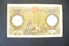 RARE ANCIEN BILLET  100 LIRE - 21 DÉCEMBRE  1933 - F.64 -  ITALIE - SUP+
