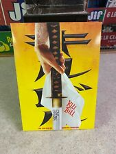 (Used) Dvd Disc Kill Bill Volume One & Volume Two