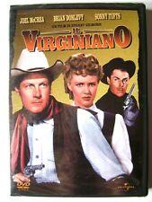 Dvd Il Virginiano di Stuart Gilmore 1946 Nuovo
