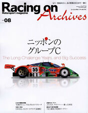[BOOK] Racing on Archives vol.08 Group C Mazda 787B Toyota 94C-V Nissan R91CP