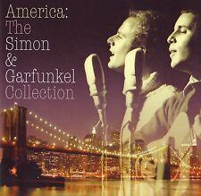 SIMON & GARFUNKEL - THE AMERICA COLLECTION CD (SCARBOROUGH FAIR, THE BOXER...).