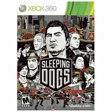 Sleeping Dogs  (Xbox 360, 2012)
