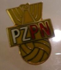 Poland soccer / football pin badge