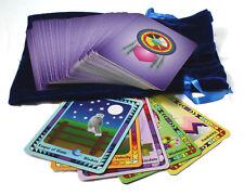 Tarot Deck - Radiant Wisdom Tarot 92 Card Deck Plus Velvet bag, New & Beautiful!
