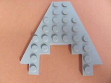 LEGO 6104 @@ Wedge, Plate 8 x 8 with 3 x 4 Cutout (x1) @@ LIGHT GREY @@ GRIS