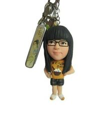 OMG!! Fully customized mini-bobble head KEY CHAIN, FREE SHIPPING USA