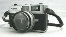 【Exc+4】Canon Canonet QL-17 G-III 35mm Rangefinder Film Camera From JAPAN #280