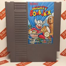 MIGHTY BOMBJACK - VERSIONE PAL A AUSTRALIA EXCLUSIVE - NINTENDO NES