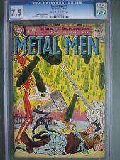 Metal Men #1 DC Comics 1963 CGC 7.5 1st app Missile Men & Missile Man (Z-1)