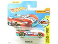 Hotwheels RRRoadster Legends of Speed 98/365 Short Card 1 64 Scale Sealed New