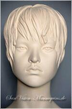 ♛ EURODISPLAY Büste - ASIAN GIRL - Schaufensterpuppe Mannequin Schaufensterfigur