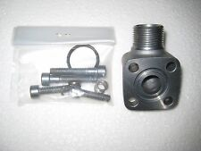 Zahnradpumpenflansch Pumpenflansch WFL 12-L mit  LK 35  mm  Winkelflansch