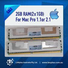 2GB PC2-5300F DDR2 667MHz RAM ECC FB DIMM APPLE Mac Pro 1.1 2.1 Compatible
