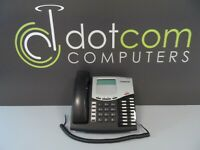Inter-tel 5508622 8622 Axxess 550.8622 Black Display Phone 550-8622 VOIP MINT