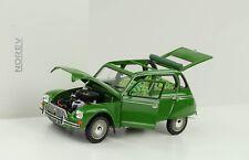 Citroen Dyane 6 1975 Tuileries Green 1 18 Model 181621 Norev